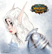 Elf svanka wow copy