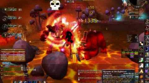 Paladin Tanking Heroic Underbog - World of Warcraft
