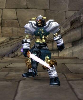 Skeletal Warlord