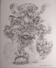 Goblin Trade Prince art