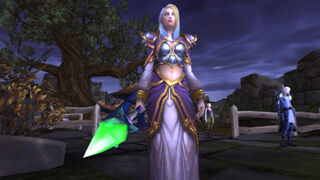 Jaina on the Violet Rise