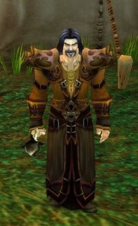 Argus Shadow Mage