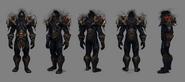 Rogue Mythic Raid Gear