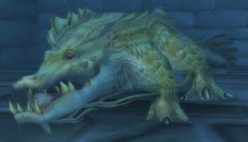 Sewer Beast