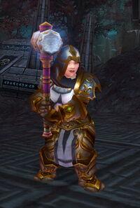 Argent Crusader