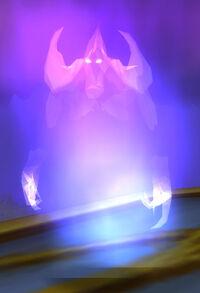 Arcane wraith
