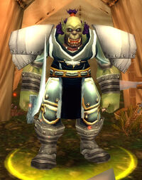 Argent Officer Garush