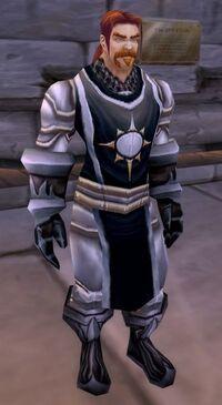 Lieutenant Orrin