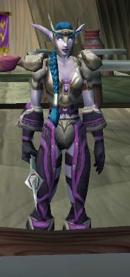 Sentinel Elissa Starbreeze