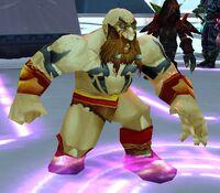 Unarmed Gladiator