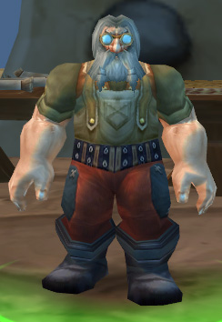 Chief Engineer Hinderweir VII
