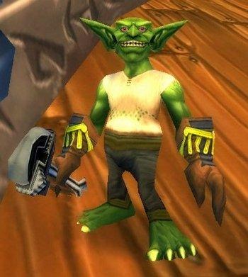Crewman Gazzlegear