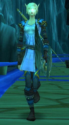 Silver Blade Sailor