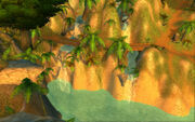 The Cape of Stranglethorn Cliff
