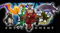 New talents and account wide systems in World of Warcraft (WoW 5.0