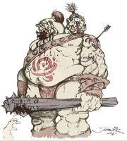 Ogre Combatant