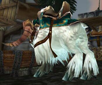 Stabled Westguard Ram