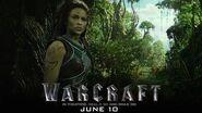 "Warcraft - Featurette ""Paula Patton"" (HD)"