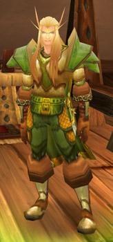 Captain Auric Sunchaser