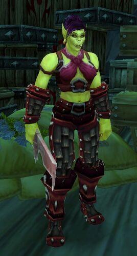 Orgrim's Hammer Crew