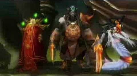 World of Warcraft The Black Temple Patch 2.1.0 Trailer