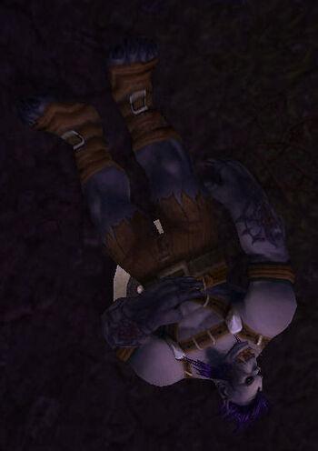 Injured Dragonmaw Straggler