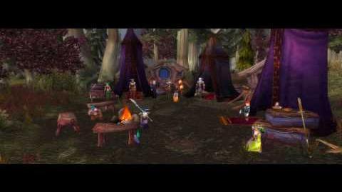 World of Warcraft Cataclysm Beta - Darkshore
