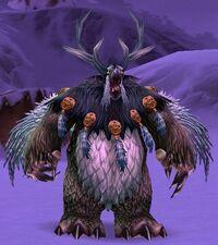 Berserk Owlbeast