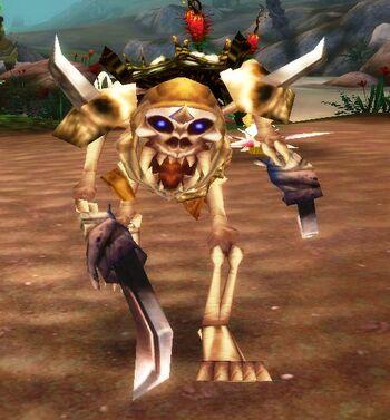 Bonescythe Ravager