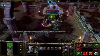 Terrordar cameo in Frozen Throne