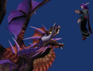V vs Dragon