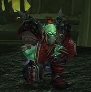 Borak, Son of Oronok