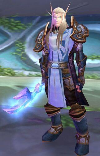 Arcanist Dulial