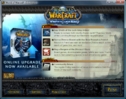 World Of Warcraft Launcher