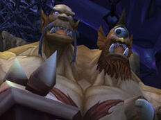 Cho'gall faces official