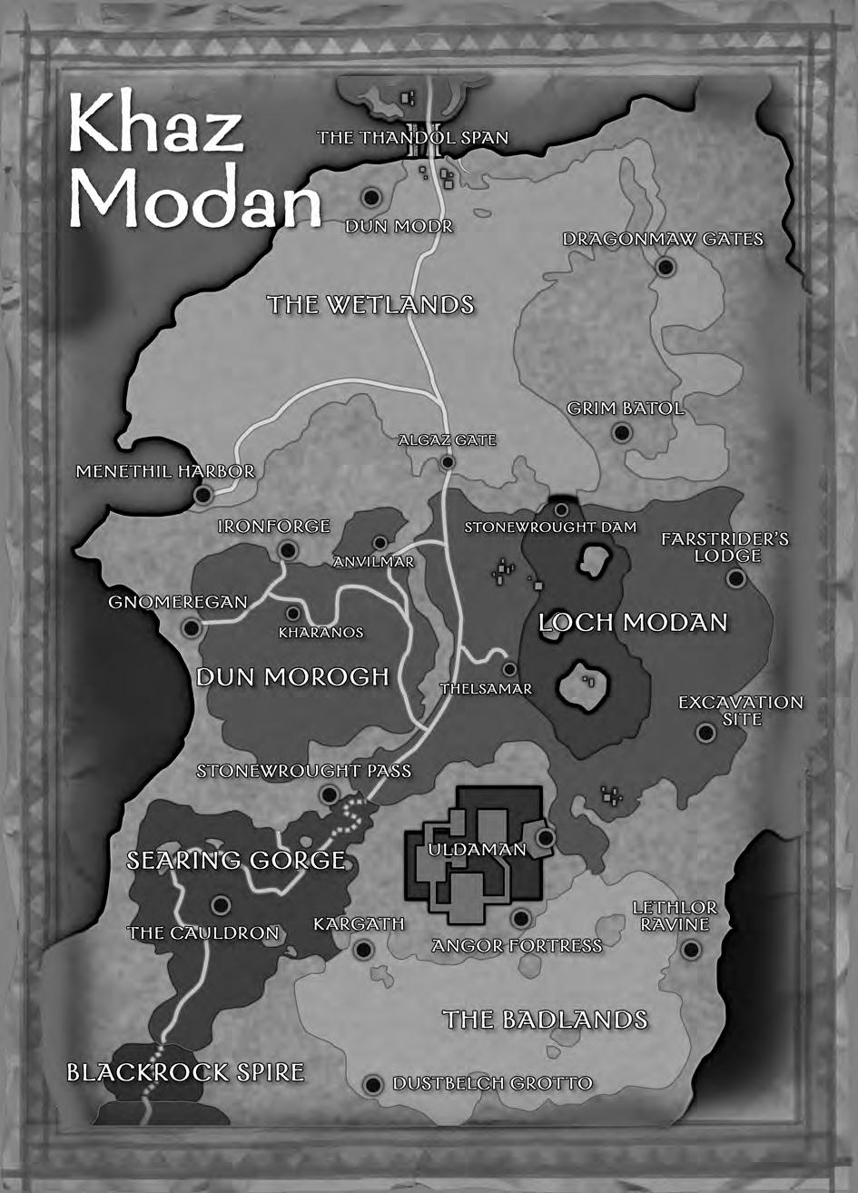 how to get to uldaman from stormwind