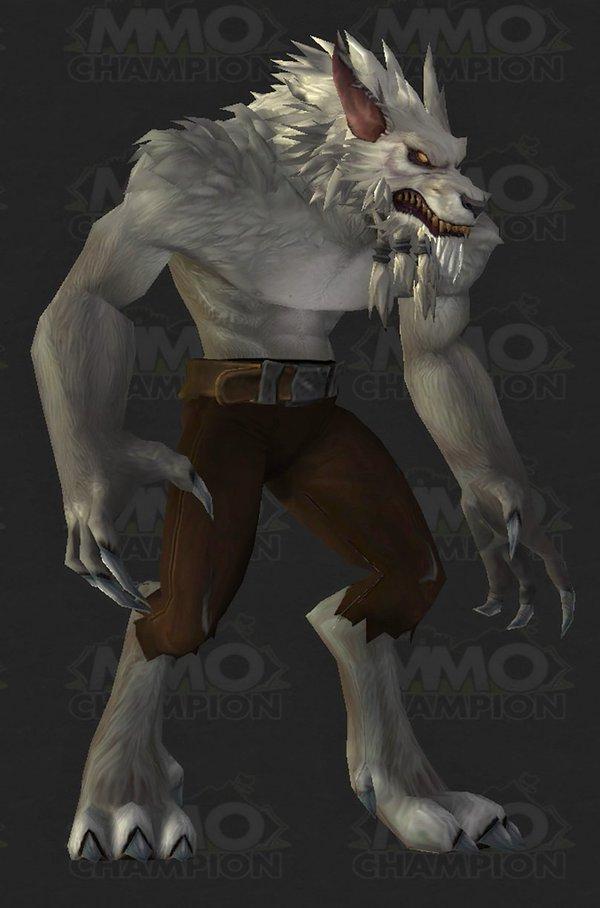 Genn Greymane gets a.. handsome new model. : wow