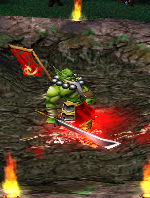 Blademaster of the Blackrock Clan