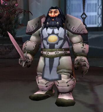 Captain Grondel