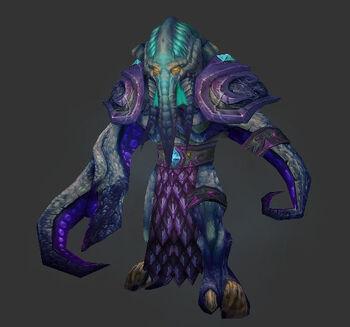 Unyielding Behemoth