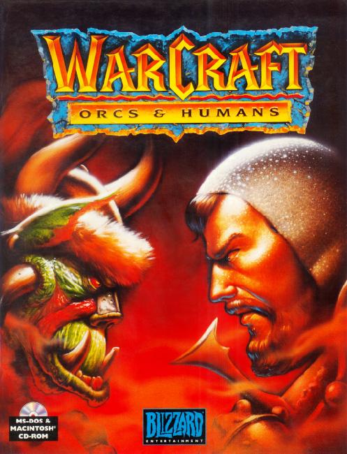 Warcraft Orcs v Humans | Blizzard Historia
