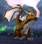 Chromie - dragon