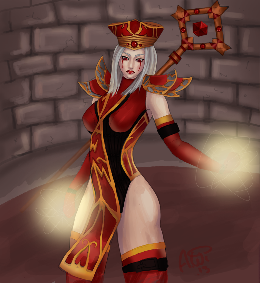 Whitemane pornografic art erotic videos