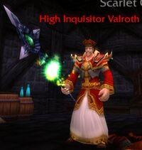 High Inquisitor Valroth