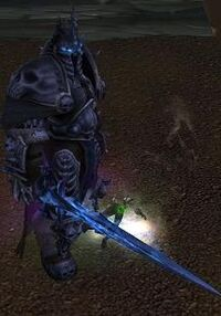 The Lich King (Howling Fjord)