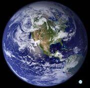 Azeroth Compared to Earth