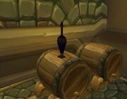 Bottle of Dalaran White