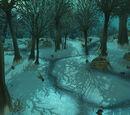 Snowfall Glade