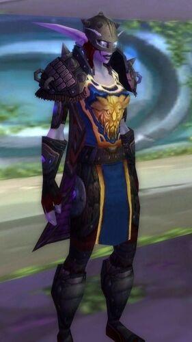 Nivara Bladedancer