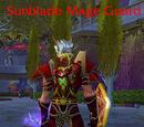 Sunblade Mage Guard